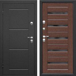 Дверь входная металлическая  Маэстро левая 860×2050 мм Венге