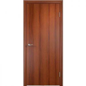Дверное полотно Verda ДПГ глухое финиш-пленка Итальянский орех 2000х600 мм