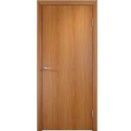 Дверное полотно Verda ДПГ глухое финиш-пленка Миланский орех 2000х600 мм